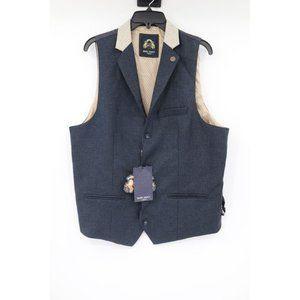 Marc darcy men's Jo Glen vest gilet 44R waistcoat